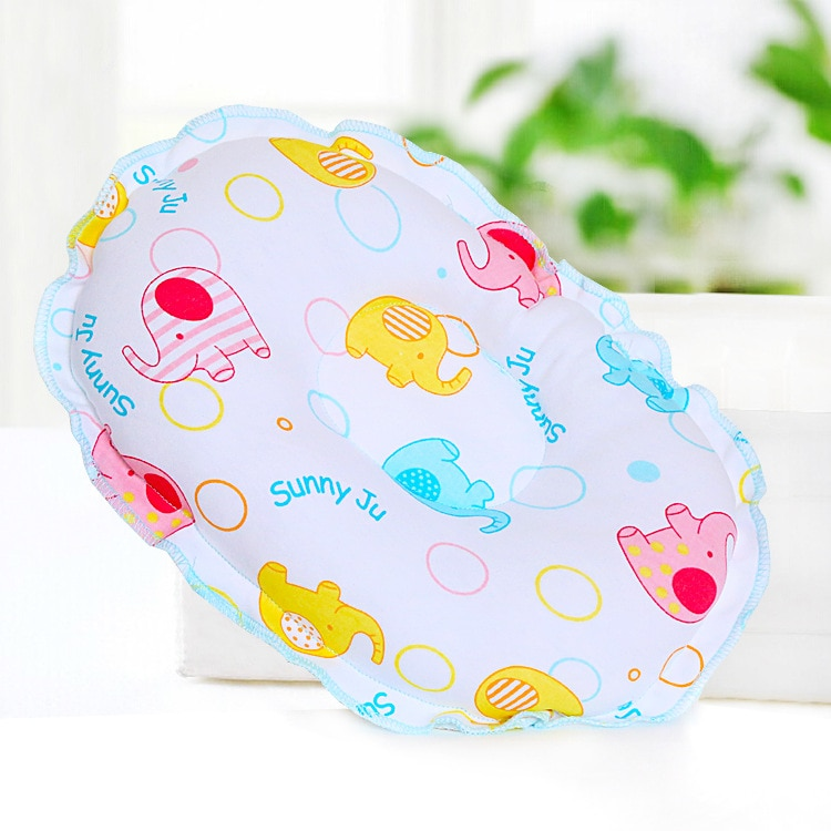 Cute Cartoon Pillow for Newborn Baby